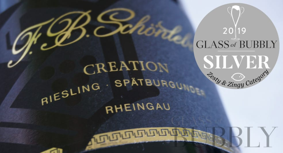 schonleber Creation Riesling Sekt