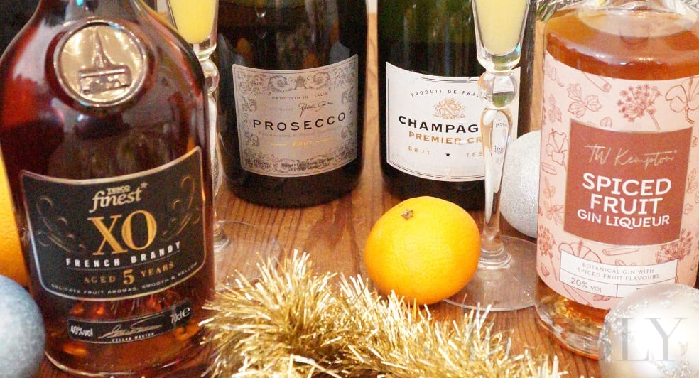 4 Easy To Make Orange Flavoured Fizz Cocktails With A Little Help From Tesco1