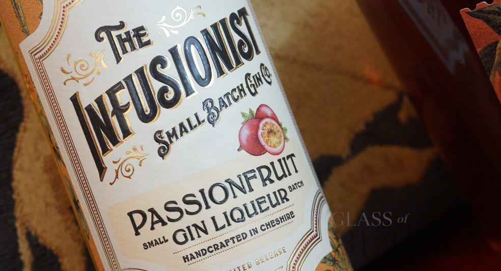 The Infusionist Passionfruit Gin Liqueur