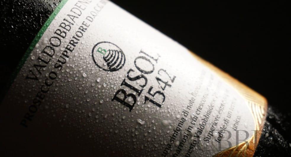Bisol Prosecco di Conegliano-Valdobbiadene Superiore DOCG Brut