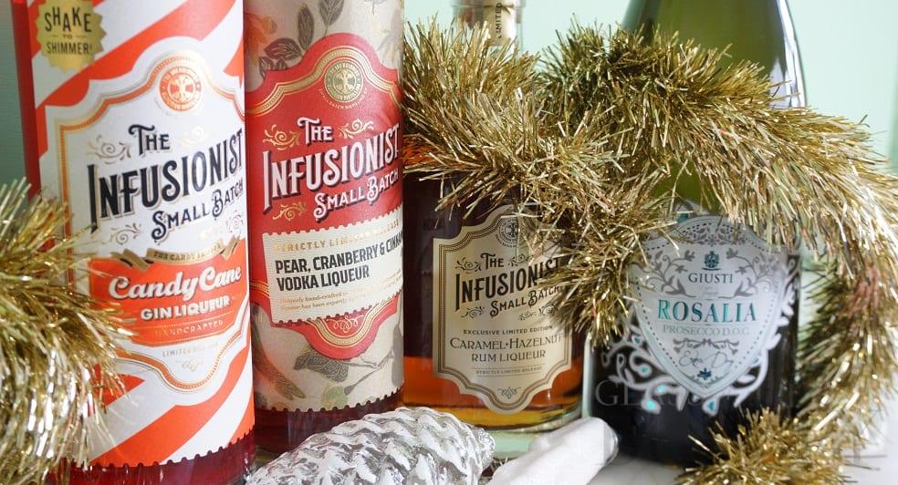 Christmas Liqueurs From Aldi
