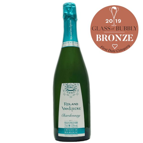 Roland Van Hecke – Cremant de Bourgogne Cuvee Chardonnay