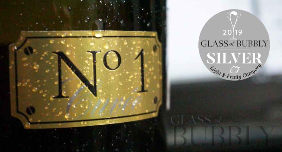 Silver Medal Light & Fruity - No1 Family Estate Cuvee