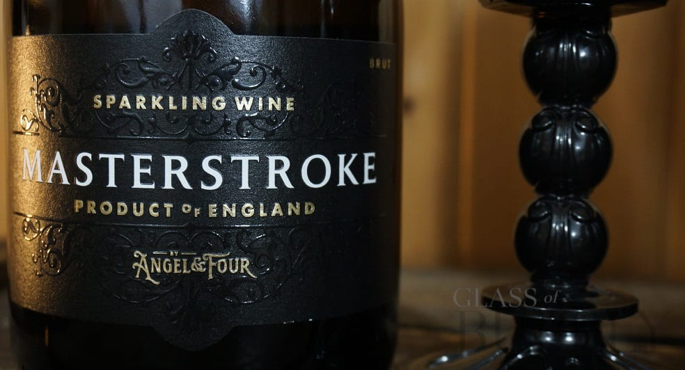 Masterstroke English Sparkling Wine From Aldi