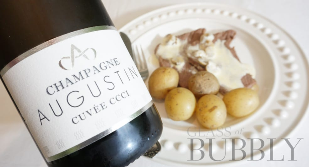 Champagne Hub and Food Pairing