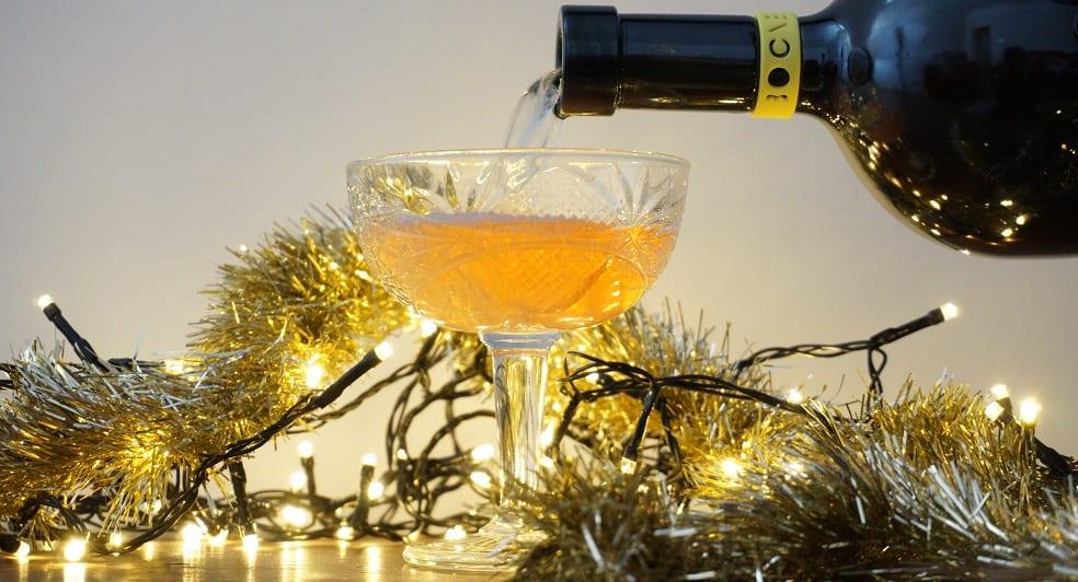 Bolllicine Prosecco Cocktail