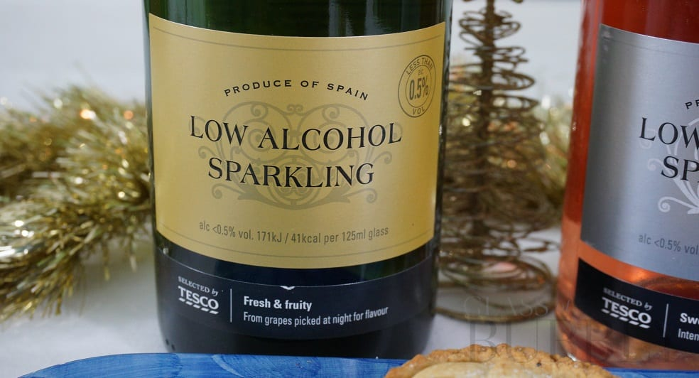 Tesco Low Alcohol Sparkling N.V.