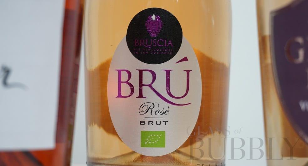 Bruscia Brú Rosé