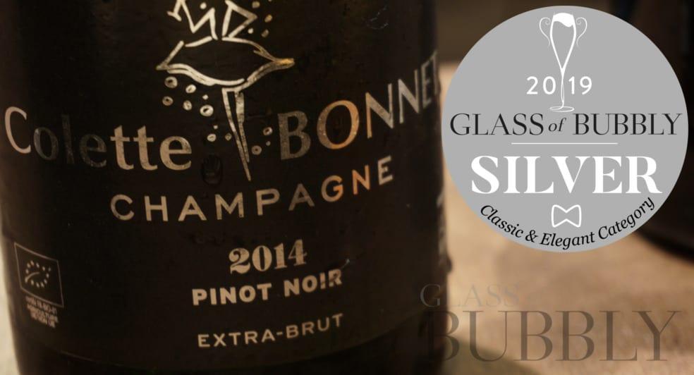 Champagne Colette Bonnet 2014 Pinot Noir