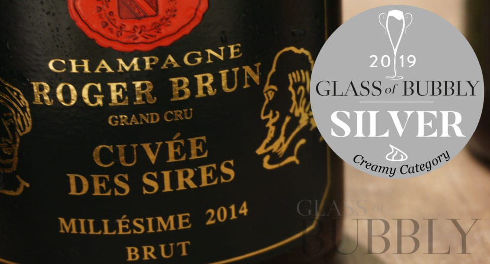 Champagne Roger Brun Cuvée des Sires Millesime 2014 Brut