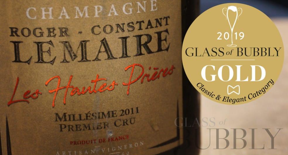 Champagne Roger Constant Lemaire Millisime 2011 Premier Cru