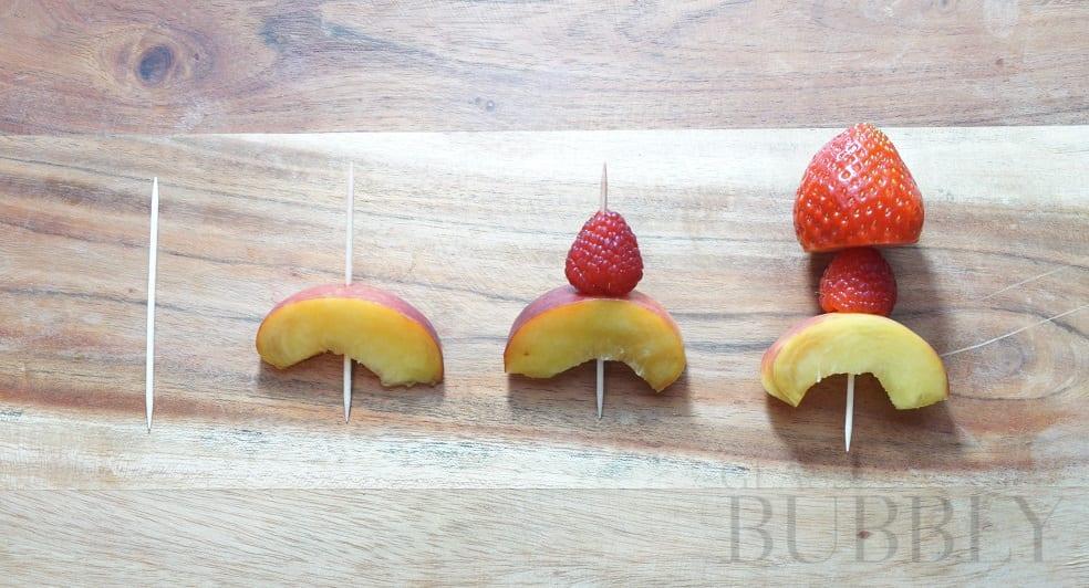 Fizz Fruit Skewers