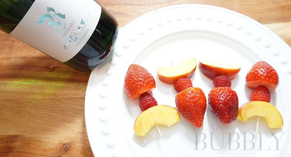 How To Make Fizz Fruit Skewers