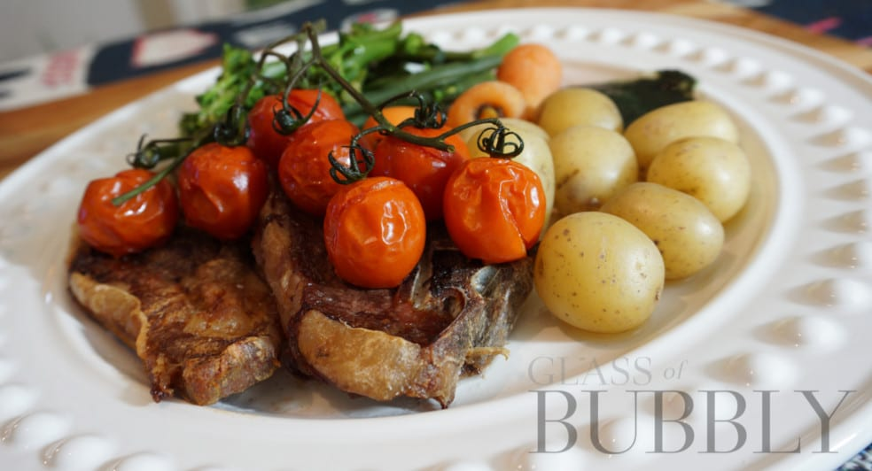 Lamb and New Zealand Fizz Pairings