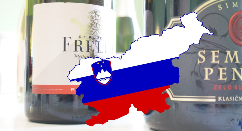 Putting Slovenian sparkling wines on the Map