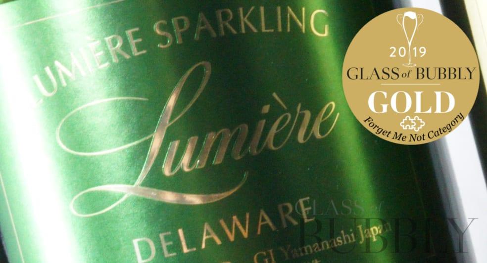 Lumiere Delaware Sparkling Wine
