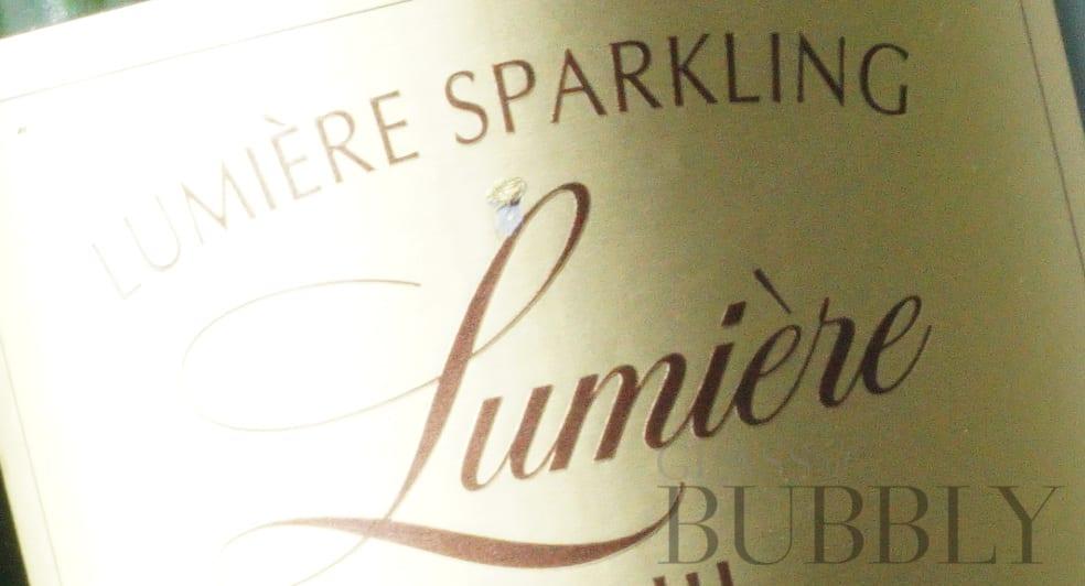 Lumiere sparkling wine