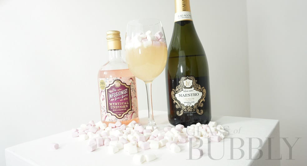 Mystical Unicorn & Badagoni Cocktail