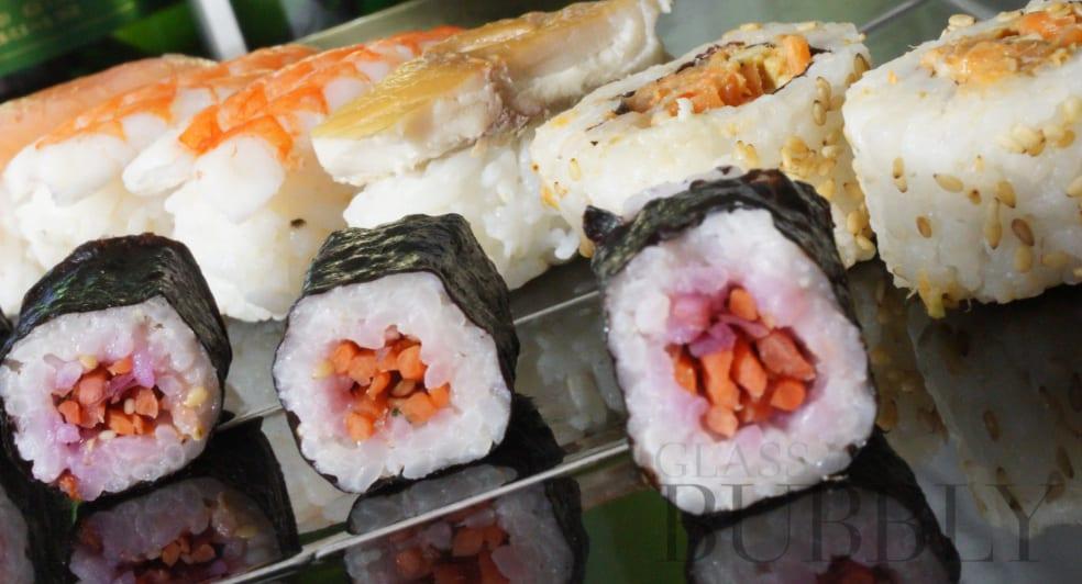 Sushi and Japanese Sparkling Wine Pairing