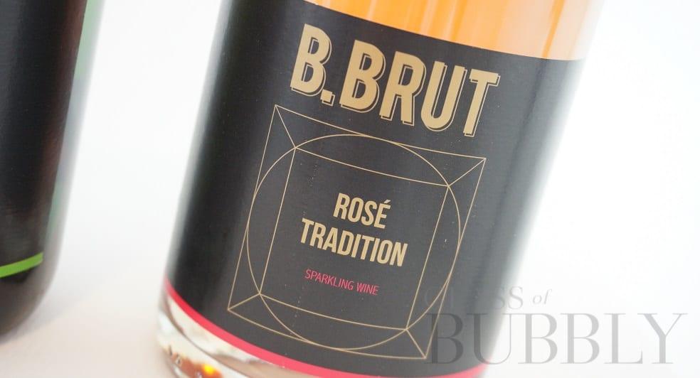 B.Brut – Rosé Tradition