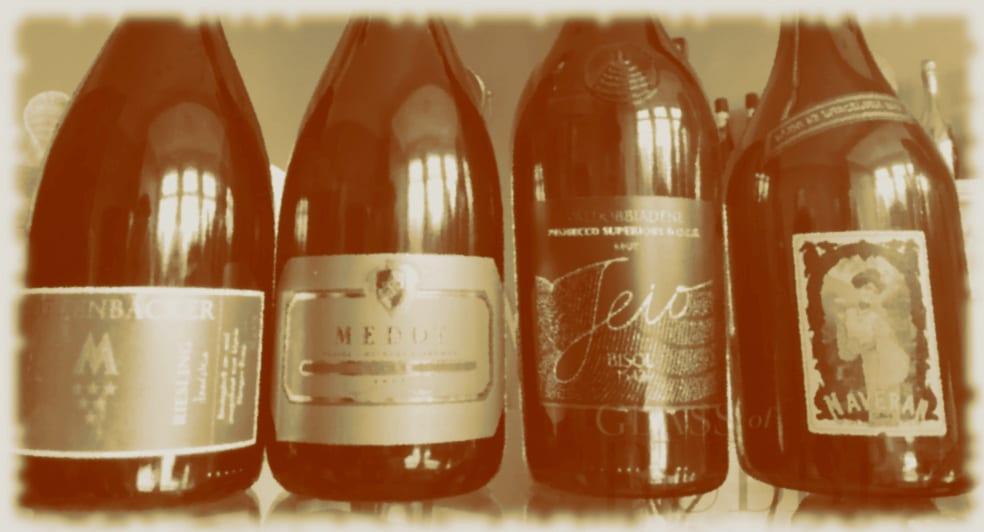 Blind Tasting Worldwide Sparkling Wines