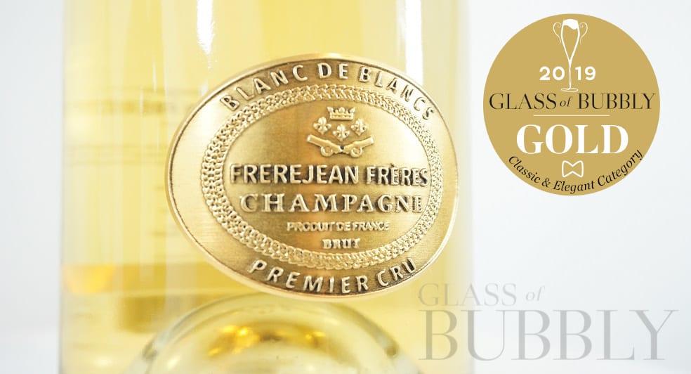 Champagne Frerejean Frères – Blanc de Blanc Premier Cru
