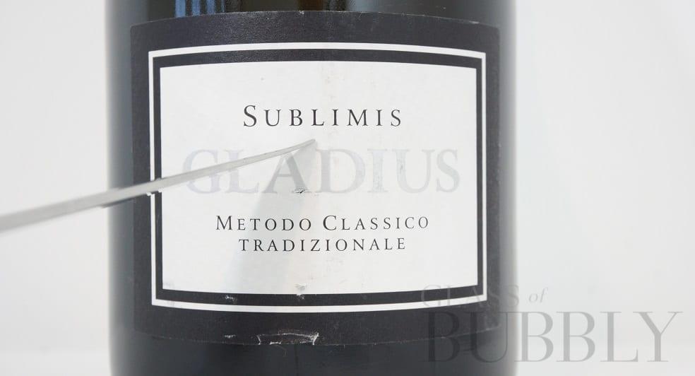 Gladius - Italian Sparkling Wine