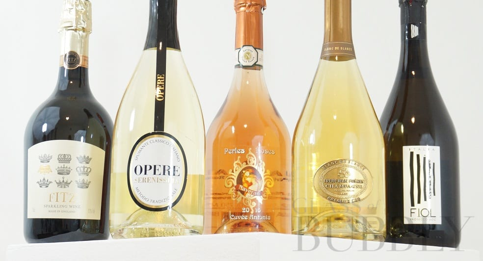 Mother Day Sparkling Wine