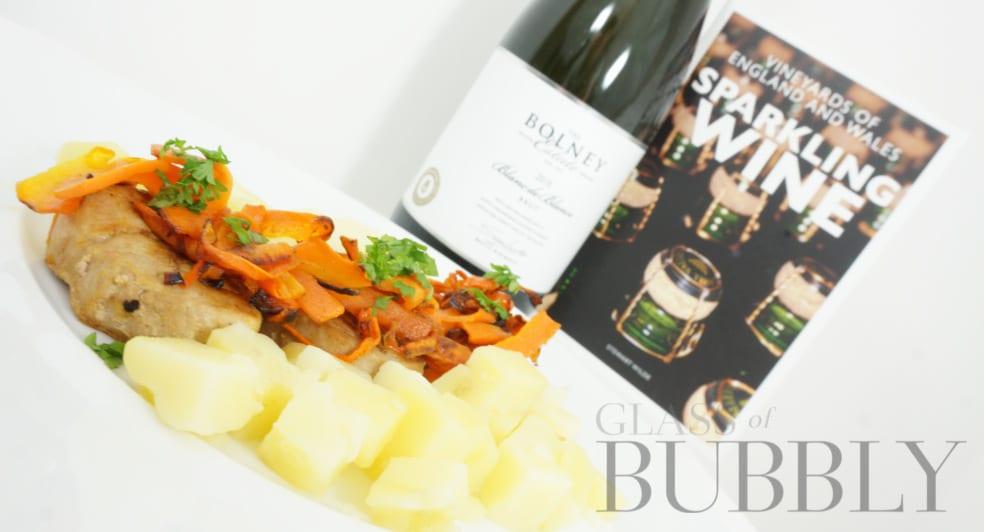The Bolney Estate 2016 Blanc de Blancs Brut