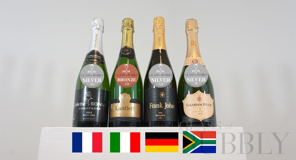 Tasting Vintage Sparkling Wines From Around The World – 2014