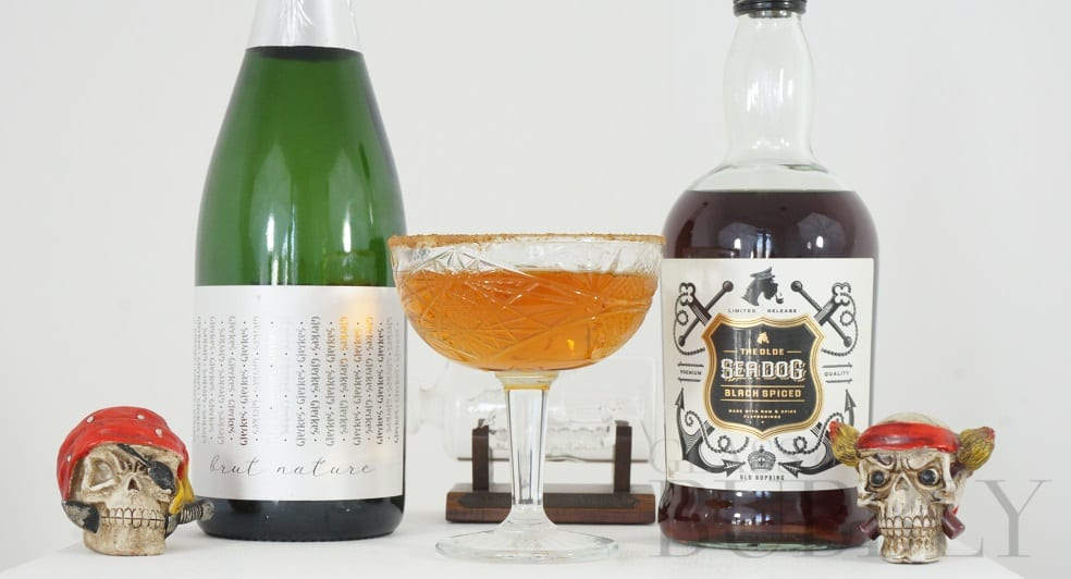 How To Make A Spicy Sea Dog Cocktail