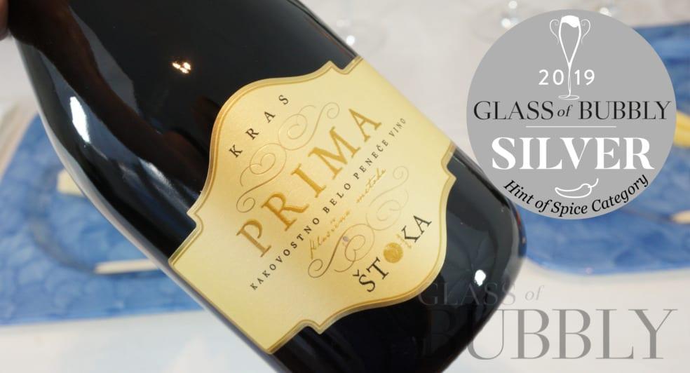 Prima Stoka Chardonnay - 2019 Silver Medal Winner Hint of Spice