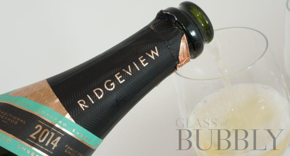 Ridgeview 2014 Blanc de Noirs English Sparkling Wine