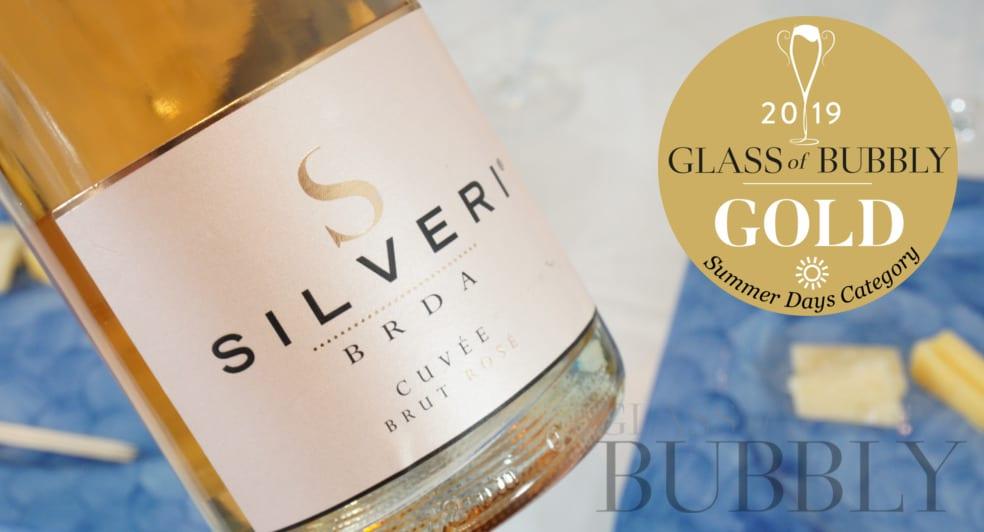 Silveri Cuvée Brut Rosé - 2019 Gold Medal Winner Summers Day