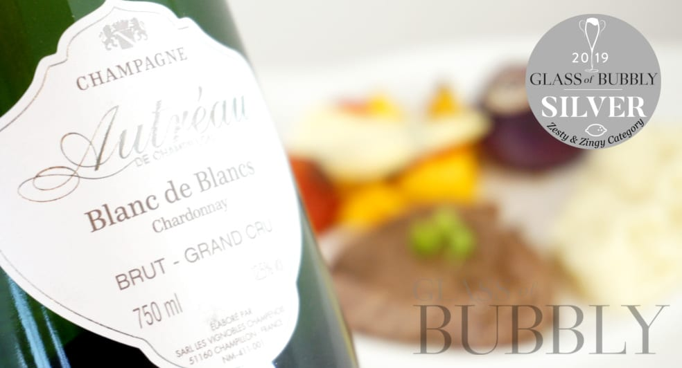Champagne Autréau – Blanc de Blancs Grand Cru NV