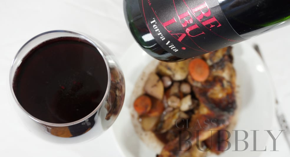 Cooking with Red Sparkling Wines