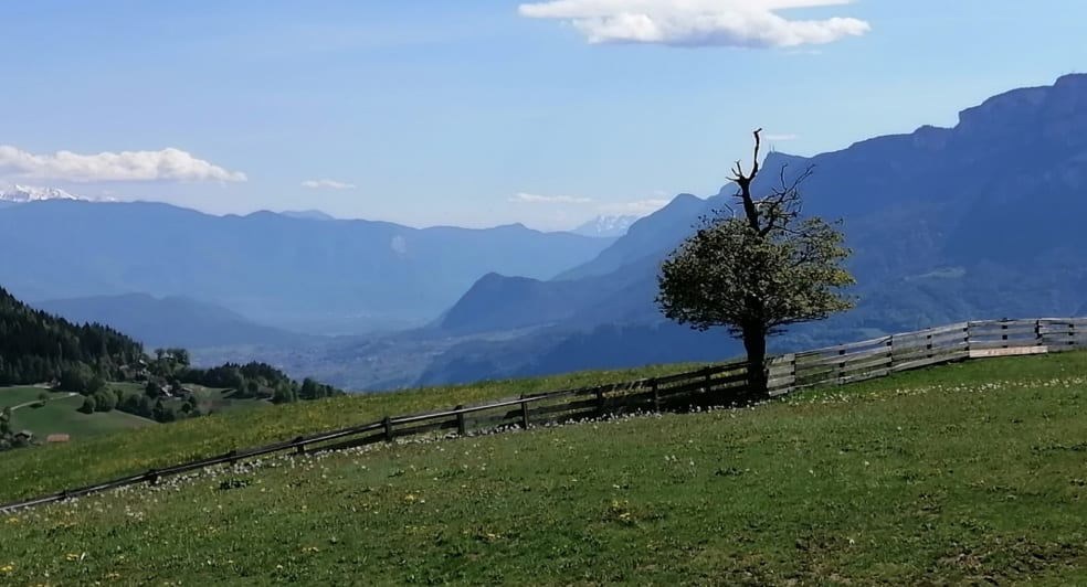 Southern Tyrol in Italy