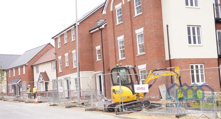 UK new build property 2019