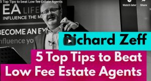 5 Top Tips to beat Low fee Estate Agents