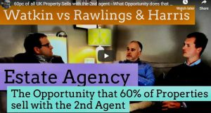 60pc of all UK Property Sells with the 2nd agent - What Opportunity does that give Agents