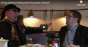 Are solicitors holding back UK property industry
