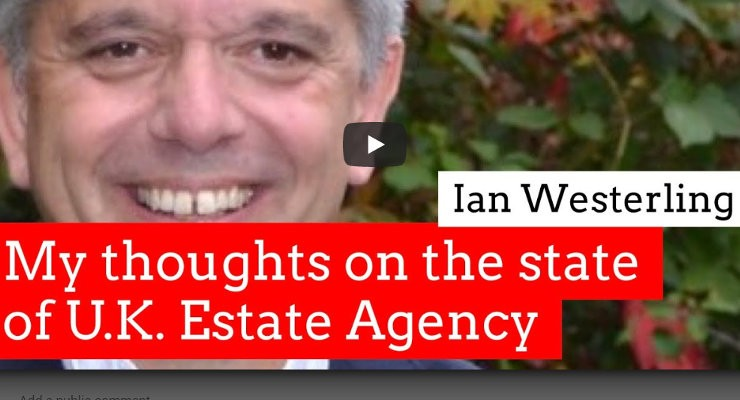 My thoughts on the state of UK estate Agency