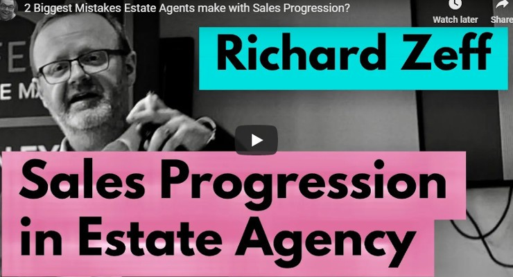 Two Biggest Mistakes Estate Agents make with Sales Progression