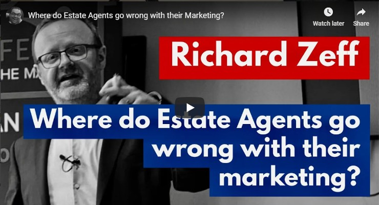 Where do Estate Agents go wrong with their Marketing