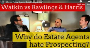 Why do Estate Agents dread Prospecting