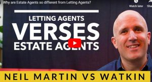 Estate Letting Agents differences