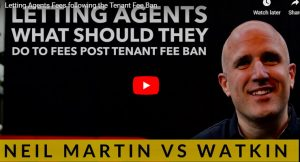 Letting Agents Fees following the Tenant Fee Ban