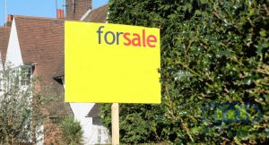 for sale sign london