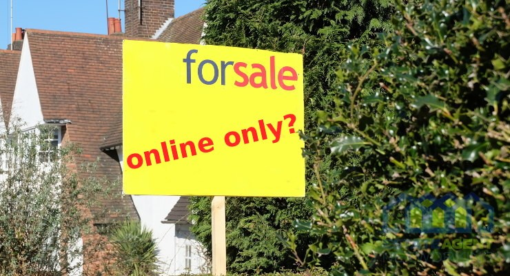 online only estate agents
