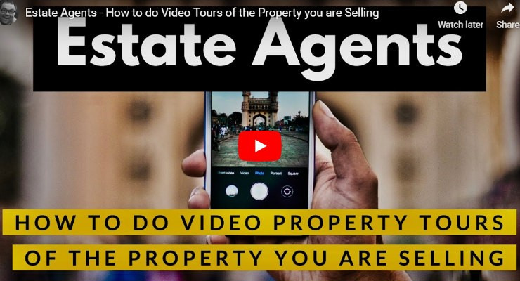 property tours for estate agents